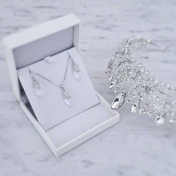 Czech and Swarovski crystal jewellery