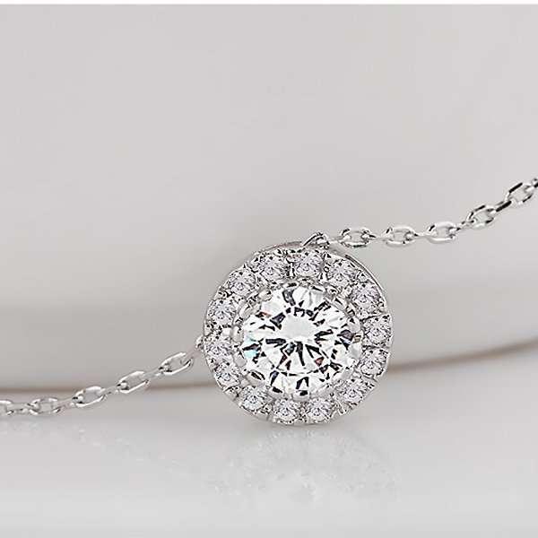 Mon Cherie Diamente necklace