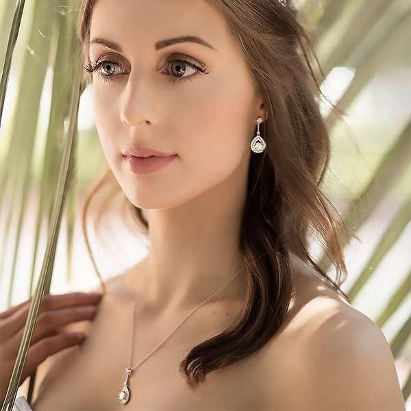 Bridal jewellery set, Wedding accessories Australia