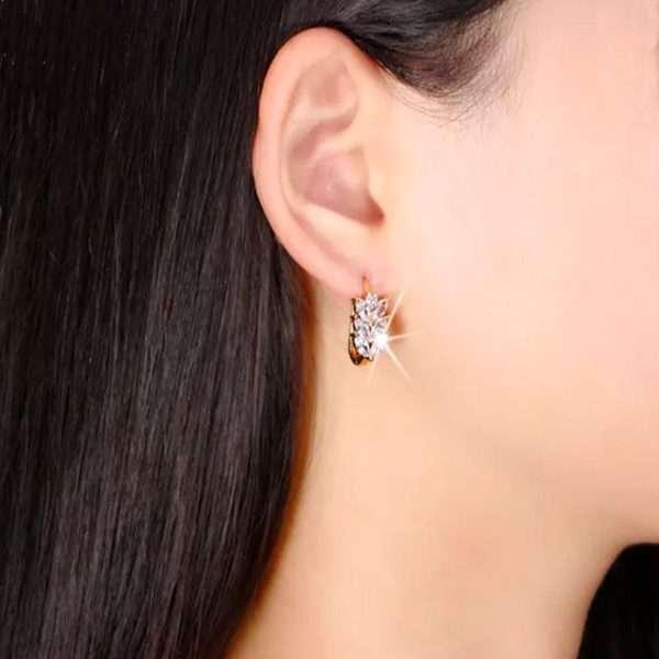 jewellery, earrings, Swarovski, crystal, bride, bridal, designs, wedding, Forever and Again Bridal and Beauty signature range, bridal, Australia, Melbourne, Hillside, Caroline Springs