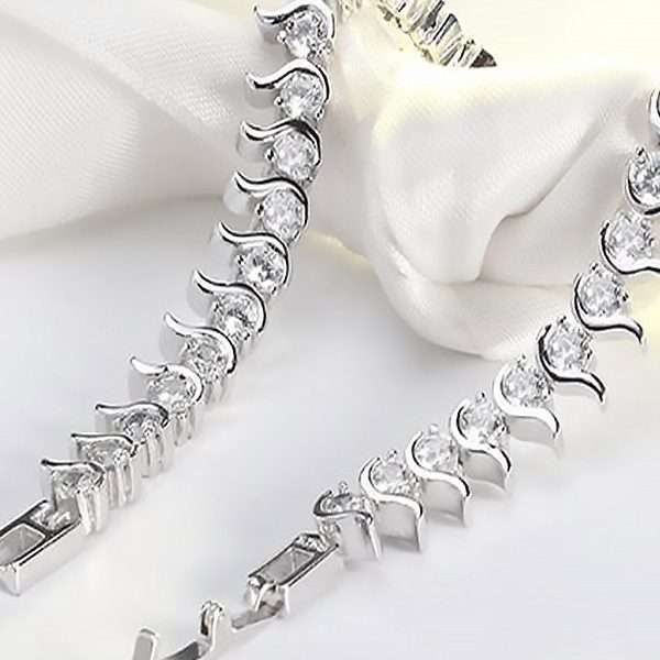 Event bracelet for the bride or bridesmaid