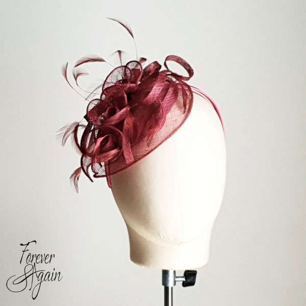 Cocktail fascinator