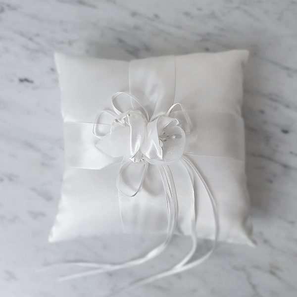 Ceremony wedding pillow