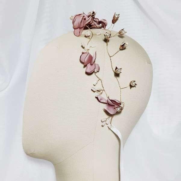 Silk hair accessories