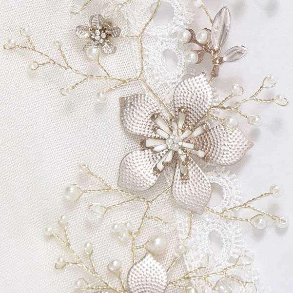 Frangipani accessories