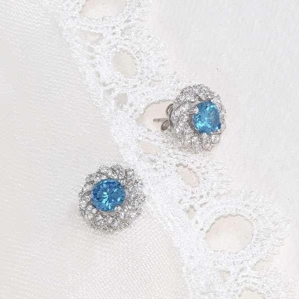 Something blue jewellery