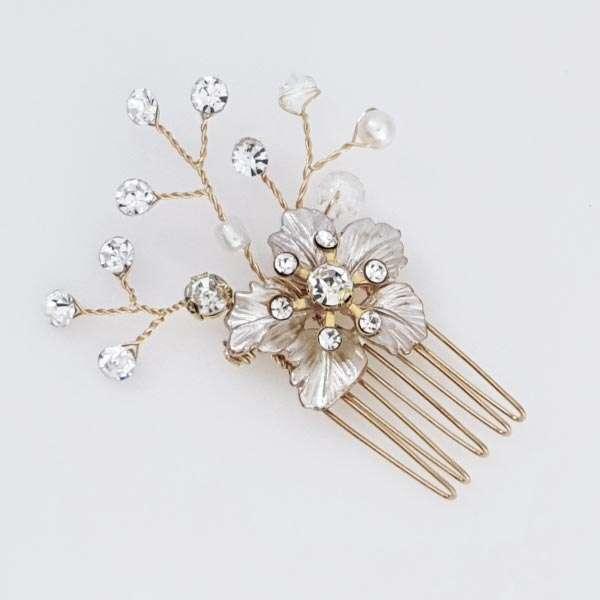 Spring Blossom Comb