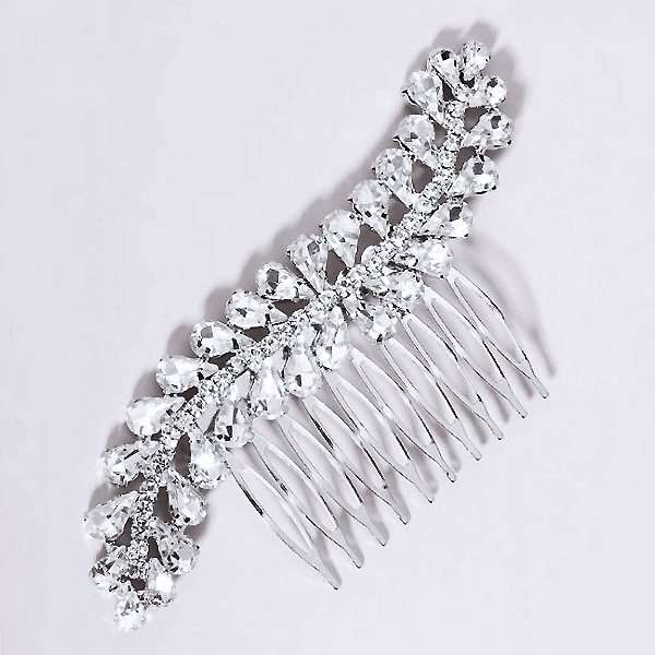 Crystal Haircomb