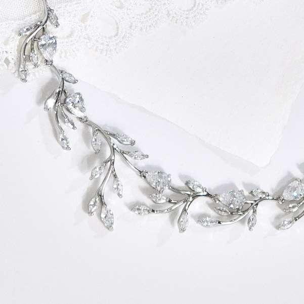 Crystal Bridal jewellery