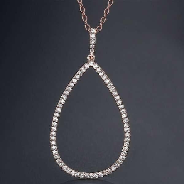 Marey Rose Gold pendant
