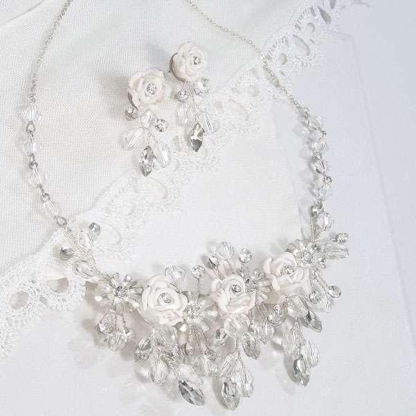 Porcelain jewellery
