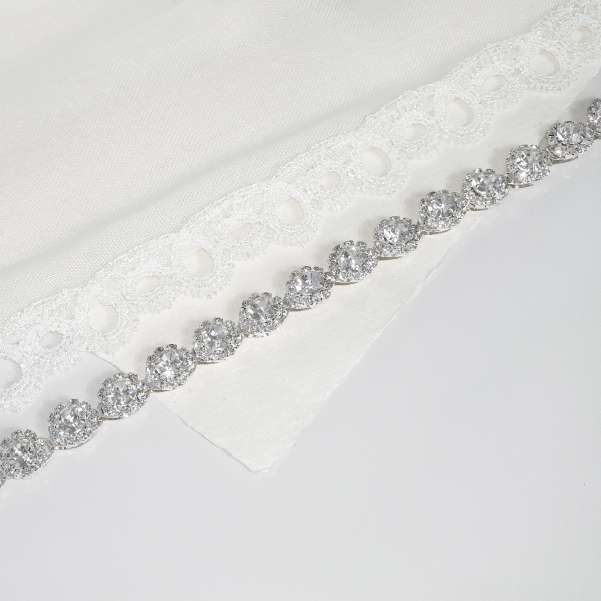 Crystal Dress belt