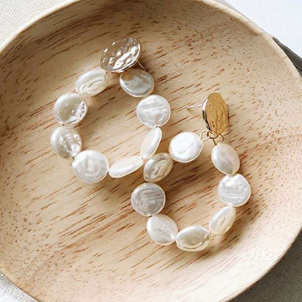 Baroque pearl styles
