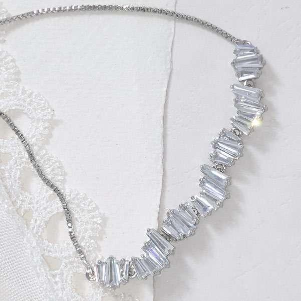 baguette jewellery