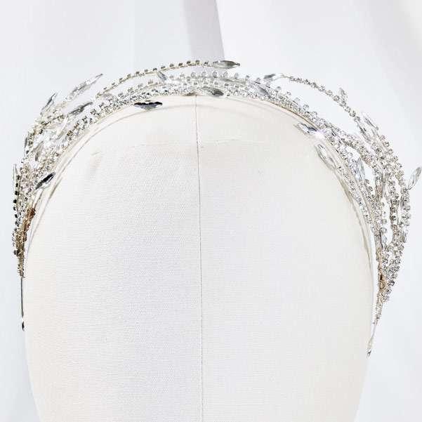 Crystal hairband