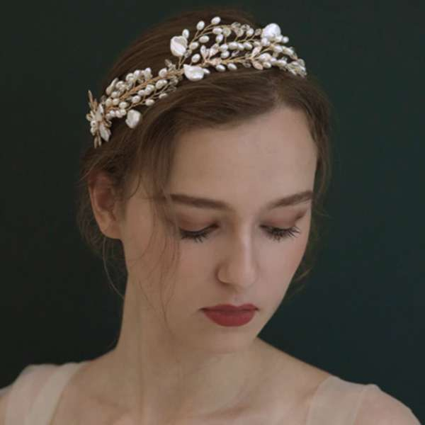Baroque Wedding Jewellery