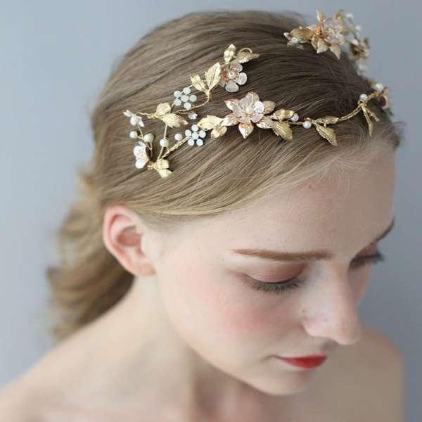 Marisol Floral crown