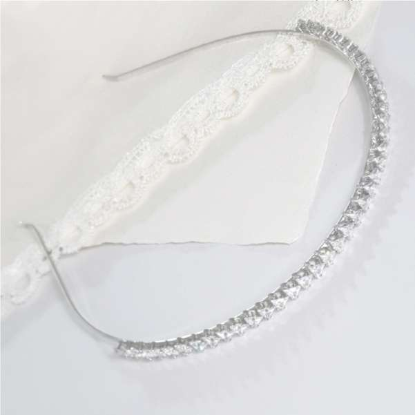 Hair jewel headband