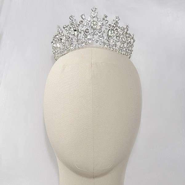 Royal crystal tiara
