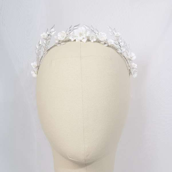 Porcelain headband