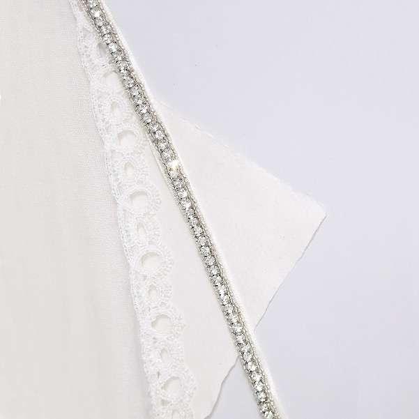 Swarovski Crystal dress belt