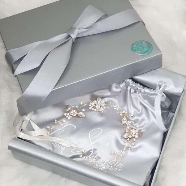 Customer care bridal accessories