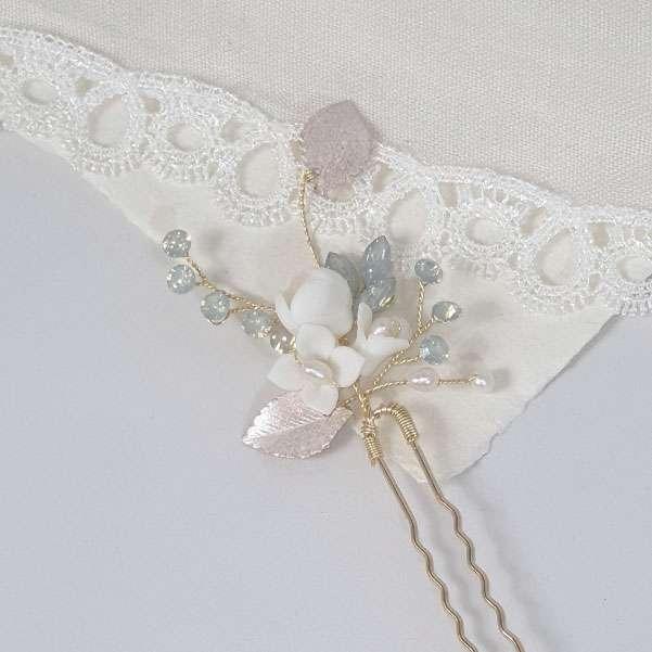 Florina hair pin