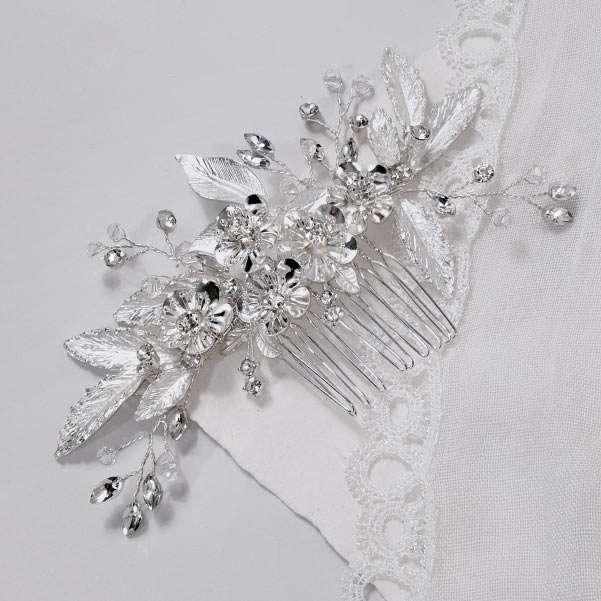 Wilver wedding jewellery