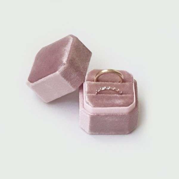 Ring bearer wedding ring box