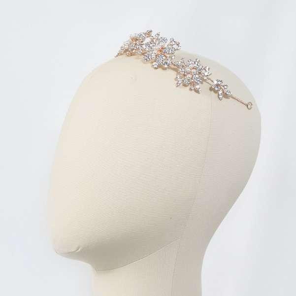 Rose gold accessories